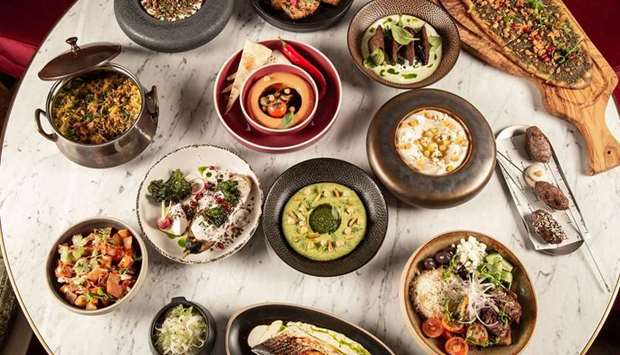 Open daily for dinner from 6pm until midnight, Levantine's menu - which focuses on sharing and gathe