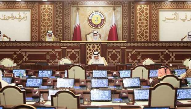 Shura Council approves draft laws on Shura elections and related FIFA rights