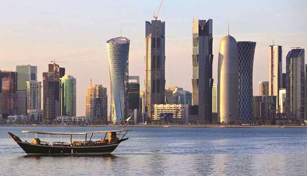 Qatar's economy will grow 3% this year, 4.1% in 2022, according to the World Bank's revised forecast