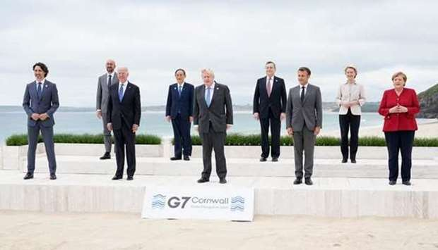 G7 resolved to deepen its current partnership to a new deal with Africa, including by magnifying sup