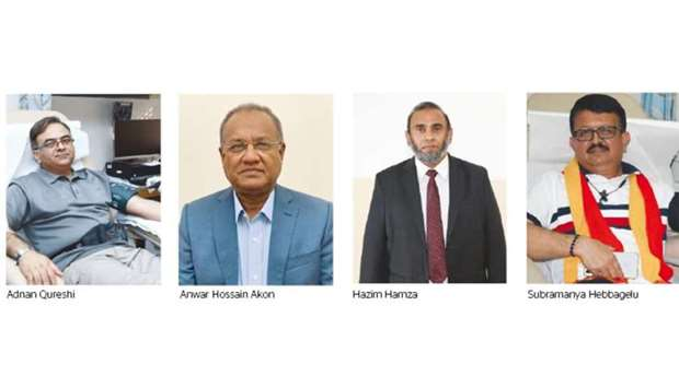 Gulf Times recently spoke to prominent figures of different expatriate communities on raising awaren