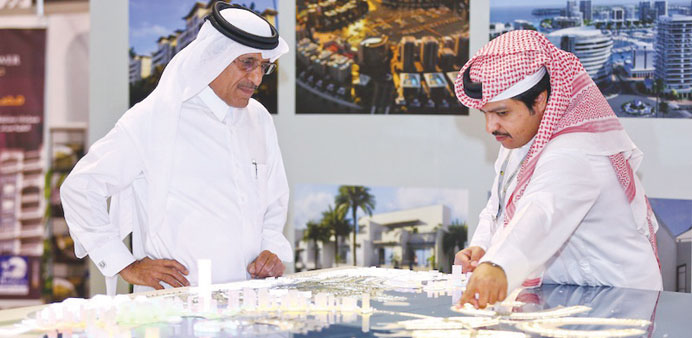 A file picture from a previous edition of Cityscape Qatar.