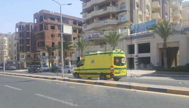 Hurghada resort attack