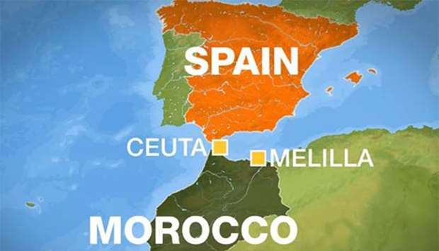 Spain Morocco