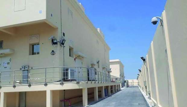 The sub-station to provide the Doha Metro Project with electricity