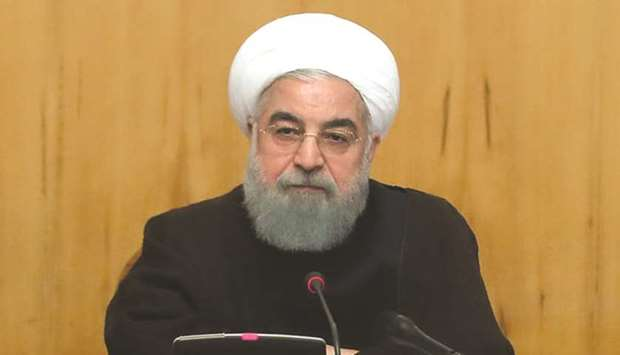 Tehran will respond to any new US sanctions: Rouhani