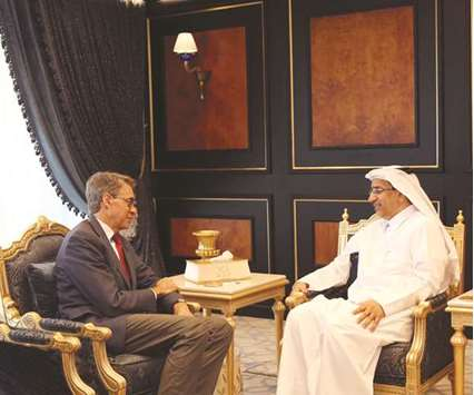 Justice Minister meets HRW official