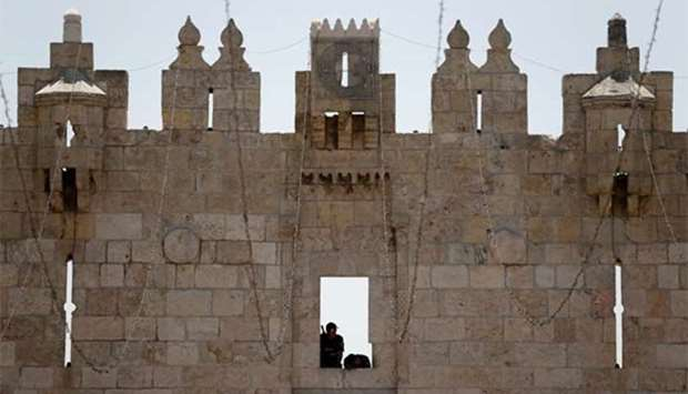 Jew Detector: Al-Aqsa: Clashes Feared After Boycott Of Holy Site Ends