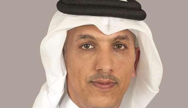 HE Ali Shareef al-Emadi, Qatar Minister of Finance