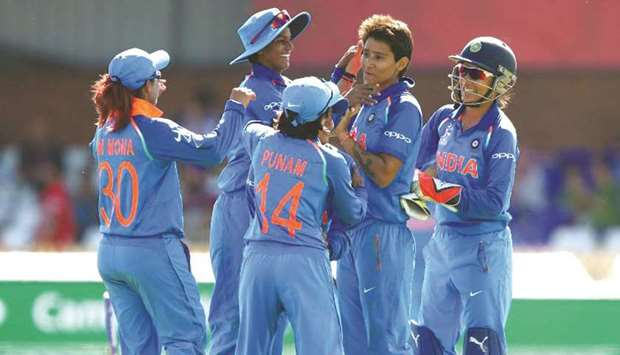 ICC Women's World Cup 2017, Live Cricket Score and Updates
