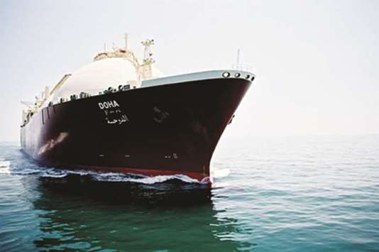 Qatar LNG expansion plan seen generating top returns