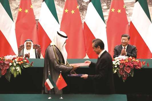 China's Xi pledges $20bn in loans to revive Mideast