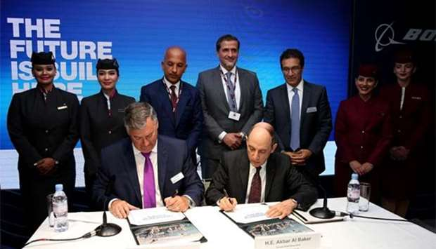 Boeing & Airbus kick off Farnborough 2018 with deals