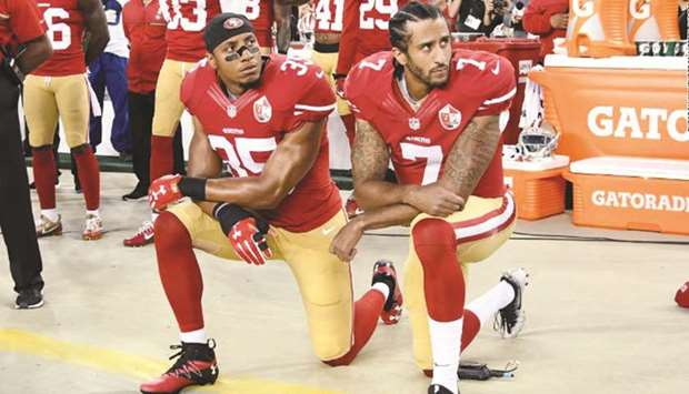 NFL anthem policy on hold as league and union talk