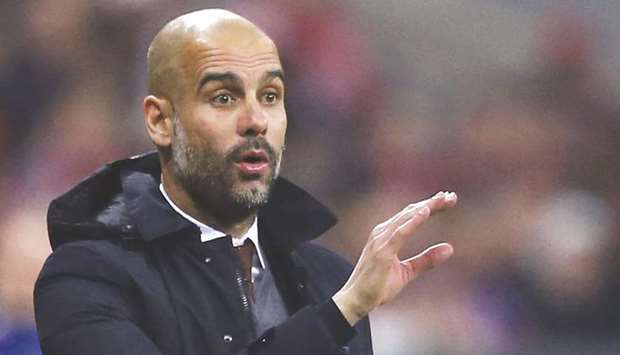 Guardiola wants Man City stars rested and ready