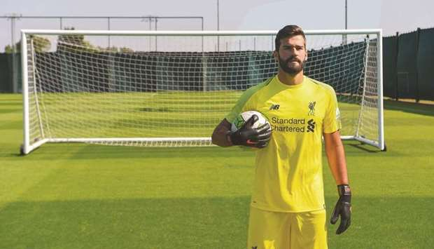 Alisson: The Brazilian with goalkeeping in his genes