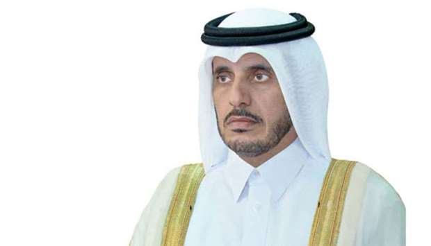 HE the Prime Minister and Minister of Interior Sheikh Abdullah bin Nasser bin Khalifa al-Thani