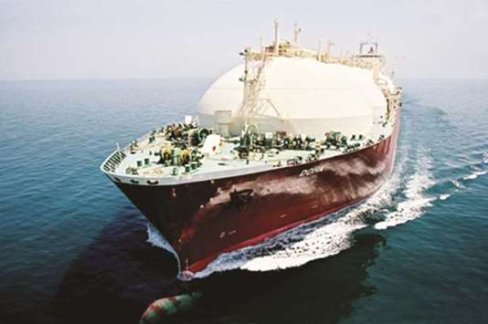Qatar seen beating US in race to supply world with more LNG