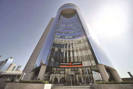 Al Khaliji wins 'Best Commercial Bank in Qatar' award at the Arab Banks Awards