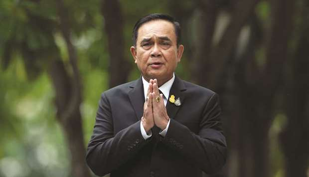 Thailand PM declares end of military rule