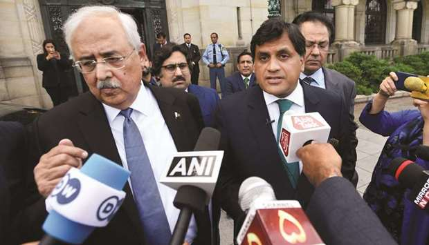 Pakistan Attorney-General Anwar Mansoor