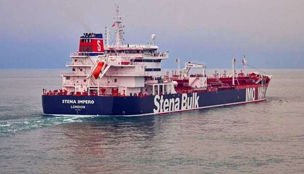 "Iran says tanker ""ignored distress call"", taken to Bandar Abbas port"