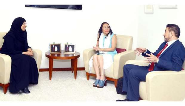 Health minister meets Nicaraguan counterpart