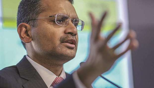 Gopinathan: TCS and peers like Infosys have relied for years on the ability to send talent to work a