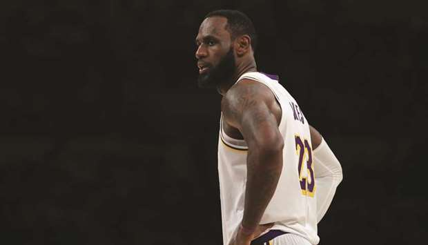LeBron James is one of just about 17 players out of 285 so far who have opted to continue using thei