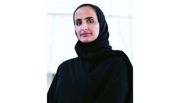 HE Sheikha Hind bint Hamad al-Thani, Vice-Chairperson and CEO of Qatar Foundation.