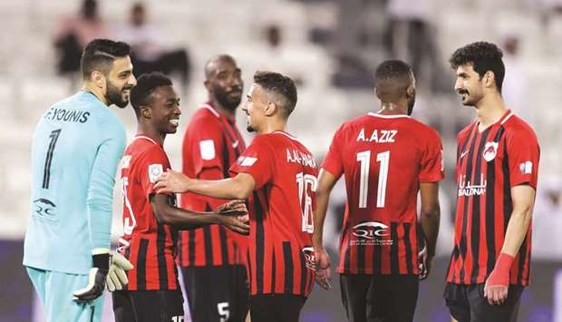 Al Rayyan: Lions are within striking distance