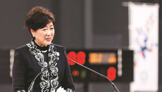 Olympics must go ahead next year as symbol of overcoming Covid-19, says Tokyo governor