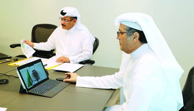 Qatar participates high-level virtual meeting of GCC Post and Telecommunications