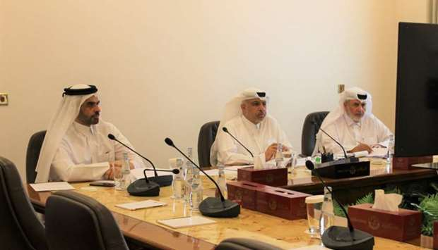 The Shura Council participates in a Gulf coordination meeting