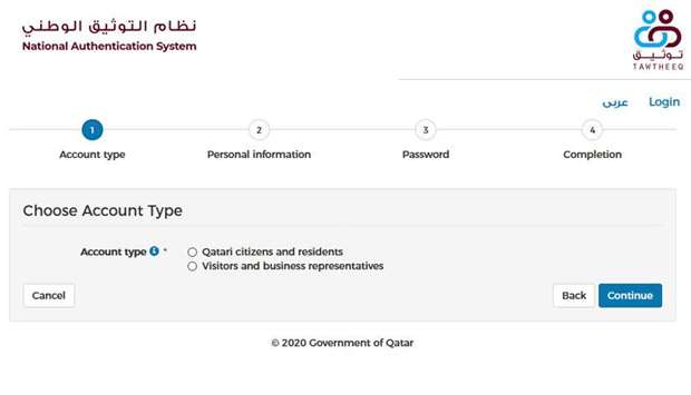 Qatar launches 'Exceptional Entry Permit' Service for residents stuck abroad