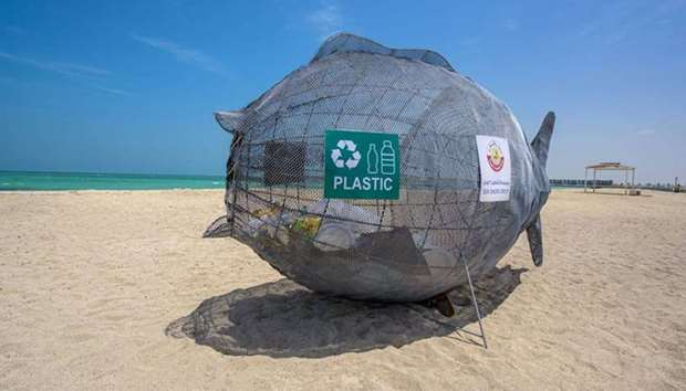Innovative awareness campaign aims to keep beaches clean