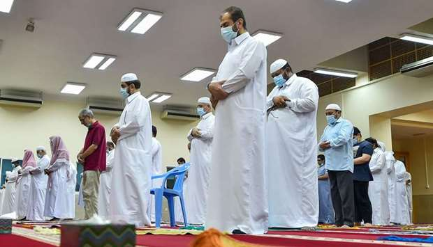 Eid al-Adha prayer to be held in 401 mosques and prayer grounds