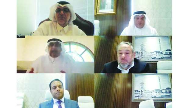 Qatar Chamber Food Security Committee reviews decision to register new goods