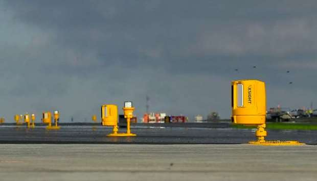 FIRST IN THE MIDDLE EAST: Runway Debris Monitoring System (RDMS) by European company Xsight at Hamad