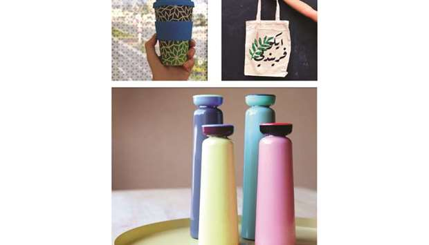 Stylish eco-friendly items on offer