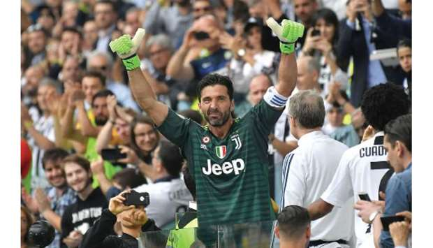 Gianluigi Buffon,