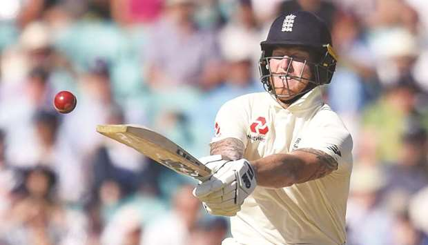 England's Ben Stokes, the longtime vice-captain, will lead the side for the first time. (AFP)