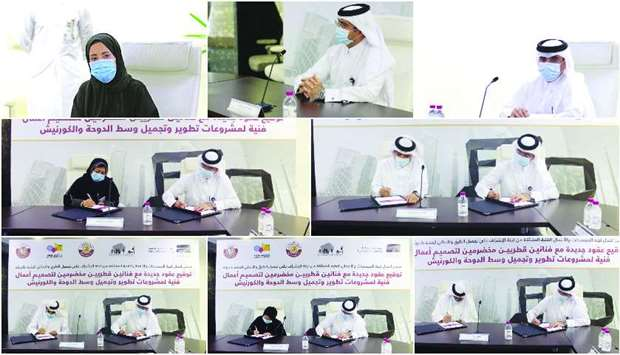 Qatari artists to contribute in Doha beautification projects