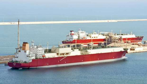 Bu Samra is the third vessel that will come under the management of Nakilat Shipping Qatar (NSQL) th