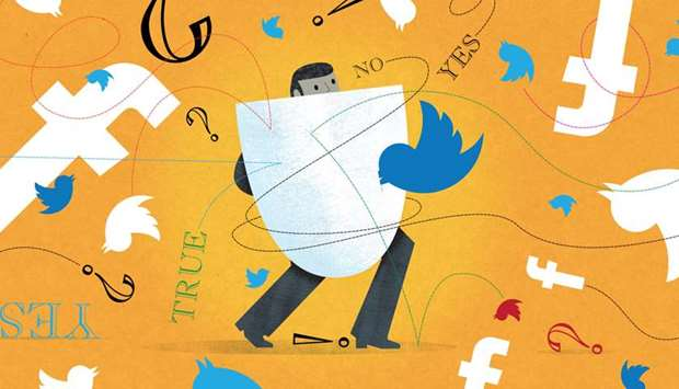 Social media is the perfect platform for lightning-fast communication — and manipulation by people s