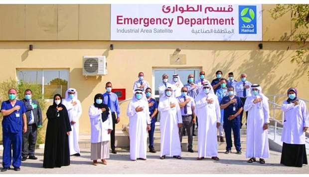 New emergency medical centre opens in Industrial Area