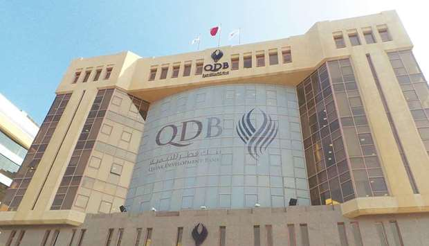 The QDB headquarters in Doha. QBIC is the largest and pioneering mixed-use business incubator in the