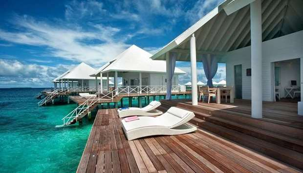 The national carrier and Maldives tourism industry will work together on marketing activities to fur