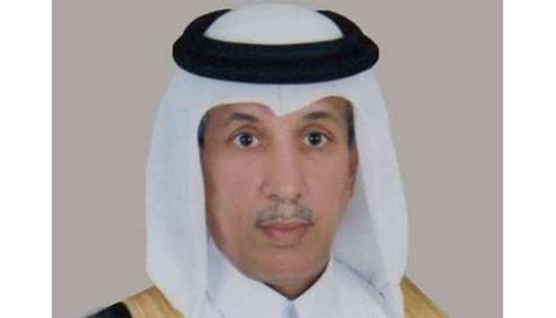 HE the Minister of State for Foreign Affairs Sultan bin Saad al-Muraikhi.
