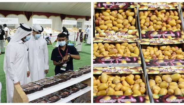 Snapshots from the Local Dates Festival at Souq Waqif. PICTURES: Shaji Kayamkulam